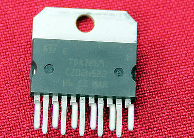 ST Microelectronics 10x tda2003 10 W Audio Power Amplifier