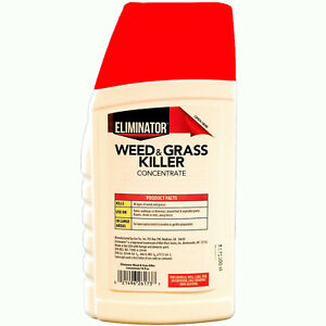 Eliminator Weed And Grass Killer Liquid Concentrate 16oz 2 5gal Volumediscount 21496261737 Ebay