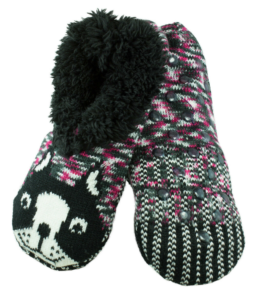 Jacques Moret Slipper Socks - Multiple Animal Styles