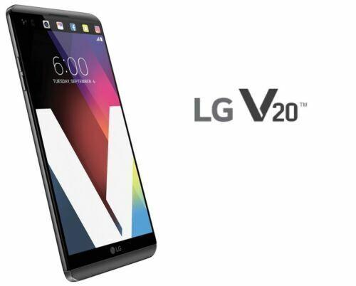 LG V20 H910 - 64GB -  (AT&T + GSM Unlocked) Smartphone