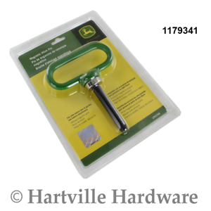 John Deere Magnetic Hitch Pin at Lowes.com