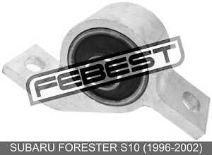 Rear-Arm-Bushing-Left-Front-Arm-Hydro-For-Subaru-Forester-S10-1996-2002