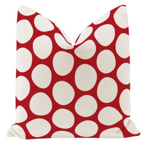 Home Art Highland Cow Cattle Linen Pillow Case Cushion Cover Sofa Bed Car Decor
