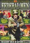 Federal Men Vol 3 Classic TV 0089218466198 DVD Region 1