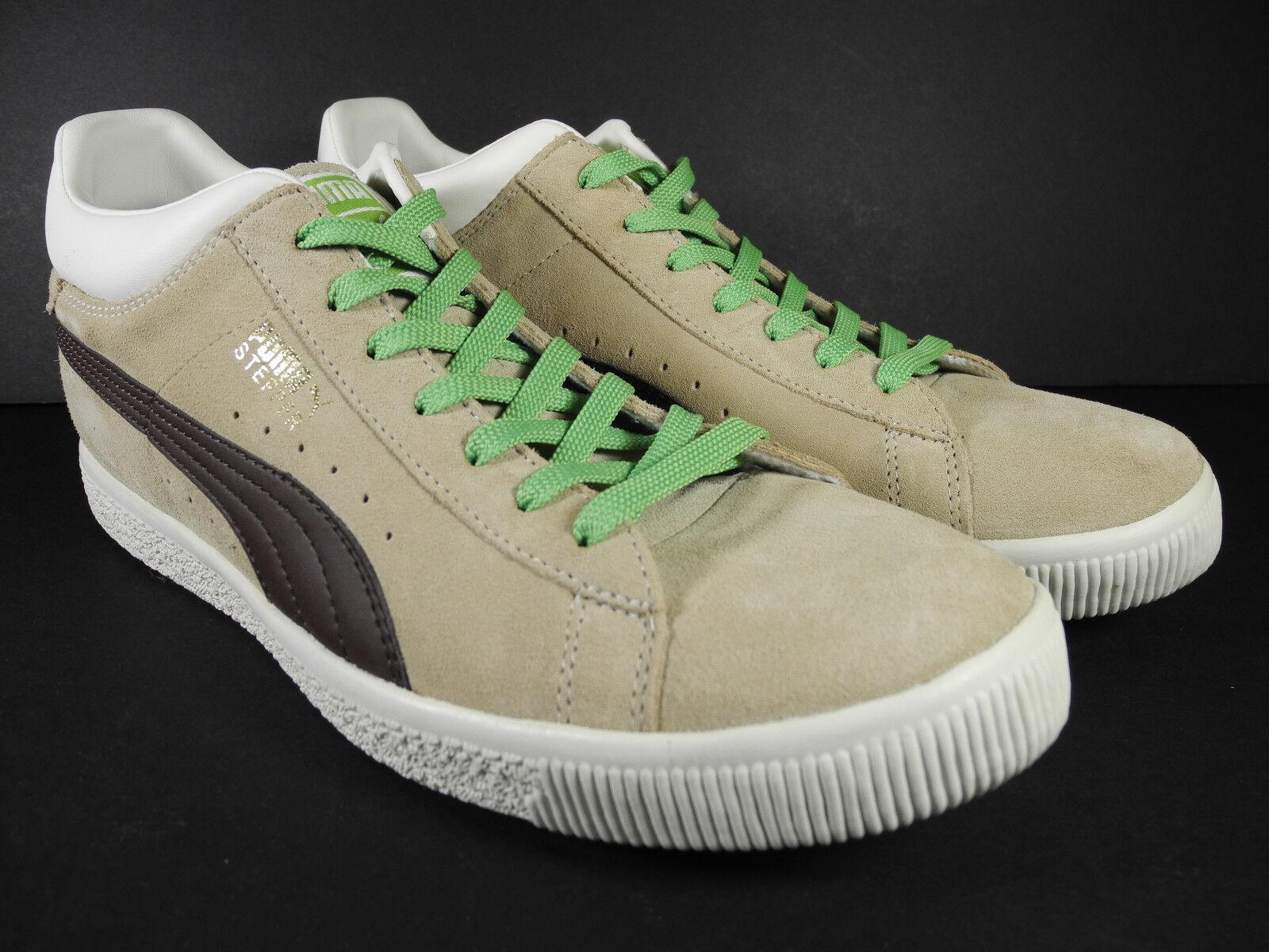 Nuevos Gamuza Zapatos De Gamuza Nuevos Para Hombre Puma STEPPER 77a2f9