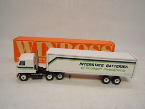 Image Is Loading Winross Truck Interstate Batteries Of Southern Pa Mack
