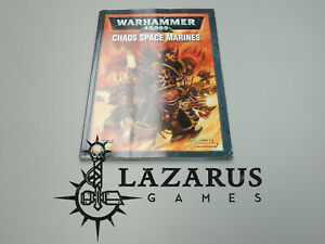Warhammer-40k-Codex-Army-Book-Chaos-Space-Marine-5th-Ed