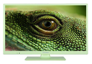 a107dd2f05 Telefunken XH24D101 LED Fernseher 24 Zoll 61 cm TV HD ready Triple ...