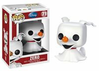 Zero Dog Nightmare Before Christmas Funko Pop Vinyl Figure Licensed