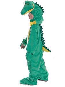 Boys-Girls-Dinosaur-Crocodile-Kid-Fancy-Dress-Costume-Alligator-Book-Week