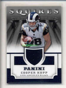 COOPER-KUPP-2017-PANINI-SQUIRES-GAME-USED-WORN-JERSEY-AN791
