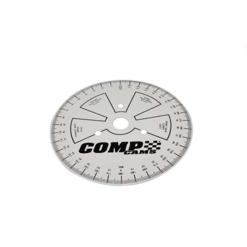 COMP Cams Engine Camshaft Degree Wheel 4790;