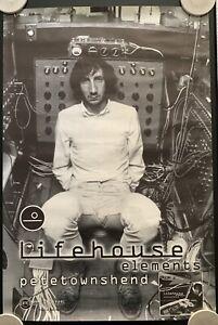 Vintage-Lifehouse-Elements-Pete-Townshend-Poster