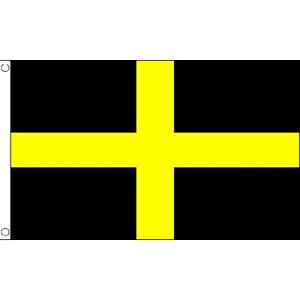 LARGE WELSH DRAGON FLAG 8FT X 5FT