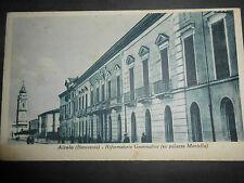 1951 CARTOLINA AIROLA (BENEVENTO) RIFORMATORIO GOVERNATIVO (EX PALAZZO MONTELLA)