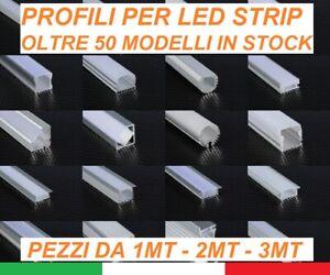 PROFILO-ALLUMINIO-1m-2m-3m-PER-STRISCE-STRIP-LED-BARRA-RIGIDA-PROFILATO