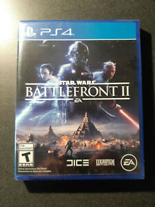 NEW-PS4-Playstation-4-Star-Wars-Battlefront-2-II-SEALED