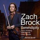 Serendipity 8712474138029 by Zach Brock CD