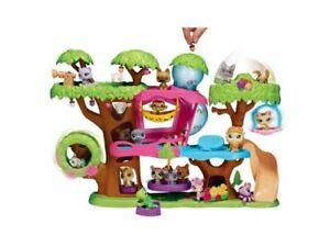 Littlest Pet Shop: Magic Motion Tree House Rare, Brand New-bit Boutique Porté!-afficher Le Titre D'origine