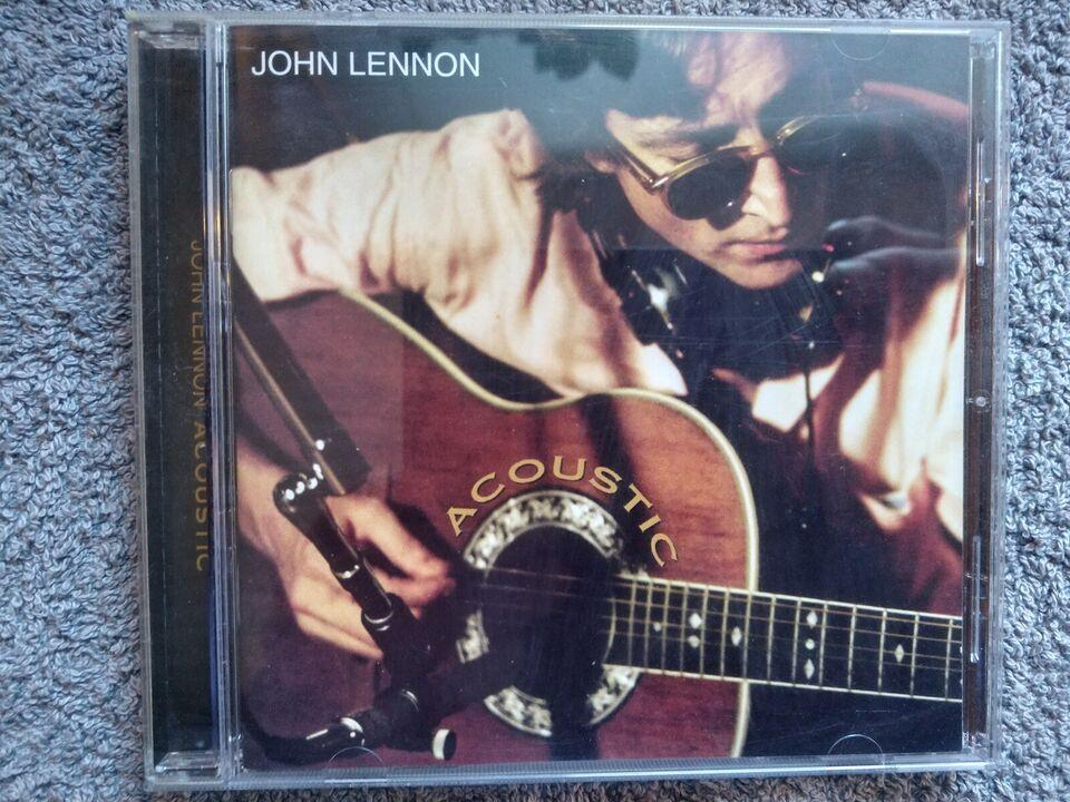 John Lennon: Acoustic, rock