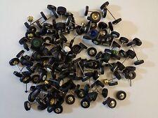 H0 LKW-Räder, Reifen, Achsen, Albedo Reste, in 160x40x30 mm Verpackung randvoll