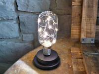 Industrial Firefly Lighted Bulb