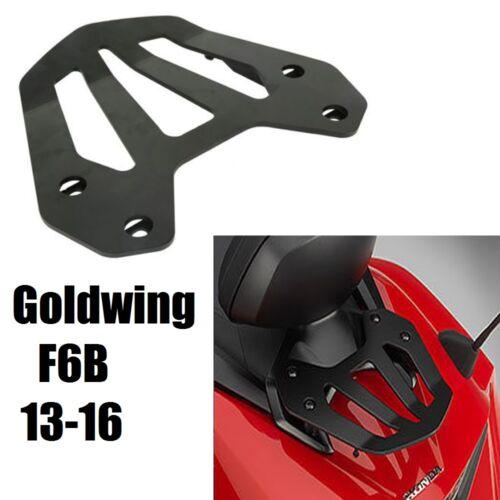 Rear Luggage Rack For Honda Goldwing F6B 2013-2016 Repalce 08L70-MJG-670 BLACK