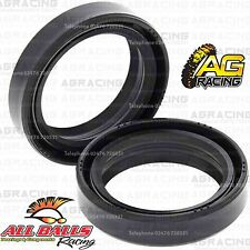 All Balls Fork Oil Seals Kit For Yamaha YZ 125 1980 80 Motocross Enduro New