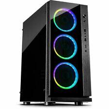 •Extrem Gaming PC•AMD Ryzen 3 1200X• 500GB HDD•8GB RAM•240GB SSD•Windows 10 PRO•