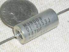 Mil-Spec M39003//01-2312 47uF 35V Wet Tantalum Capacitor