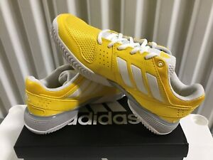 Details about Adidas Junior Barricade Club xJ Tennis Shoes Style #BY9972