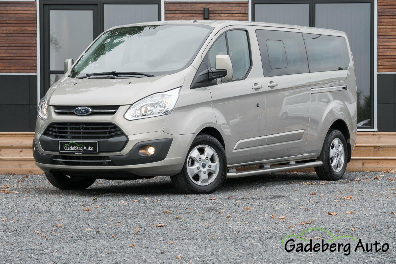 Ford Tourneo Custom 300L 2,0 TDCi 130 Titanium