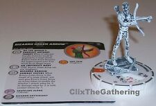 Sketch Variant BIZARRO GREEN ARROW #066 The Joker's Wild DC HeroClix Chase Rare