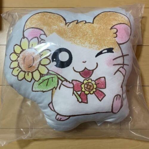 Tottoko HAMTARO Ichiban Kuji 2020 A Prize Big Cushion Pillow 40cm JAPAN Limited