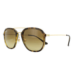 d4232a26b68 Ray-Ban Sunglasses 4273 710 85 Tortoise Gold Brown Gradient ...