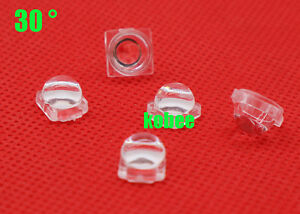 LENS-For-5050-SMD-LEDS-WS2812-WS2811-SK6812-10-30-60-120-140-Degree-Angle