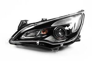 Vauxhall-Astra-J-GTC-11-15-Headlight-Headlamp-Left-Passenger-Near-Side-N-S-OEM