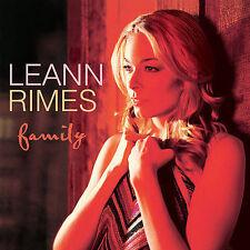 Family by LeAnn Rimes (CD, Oct-2007, Curb)