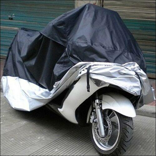 Waterproof Outdoor Motorbike UV Protector Rain Dust Bike Motorcycle Cover XXL