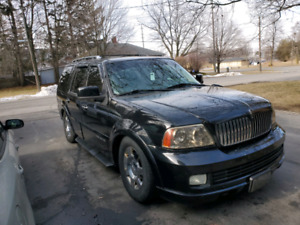 2005 Navigator - great car need it gone asap.