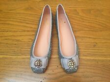1e9ef43cf263 item 6 KATE SPADE NEW YORK FONTANA TOO SILVER GLITTER FLATS SHOES NEW SIZE  9 -KATE SPADE NEW YORK FONTANA TOO SILVER GLITTER FLATS SHOES NEW SIZE 9