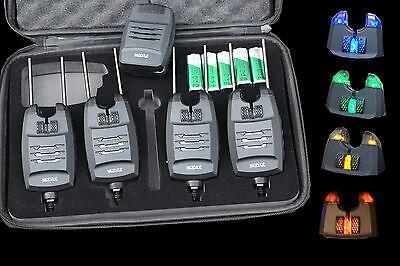 4+1 Model 2016 mit Anti Diebstahl Funktion Funk Bissanzeiger Set Pro