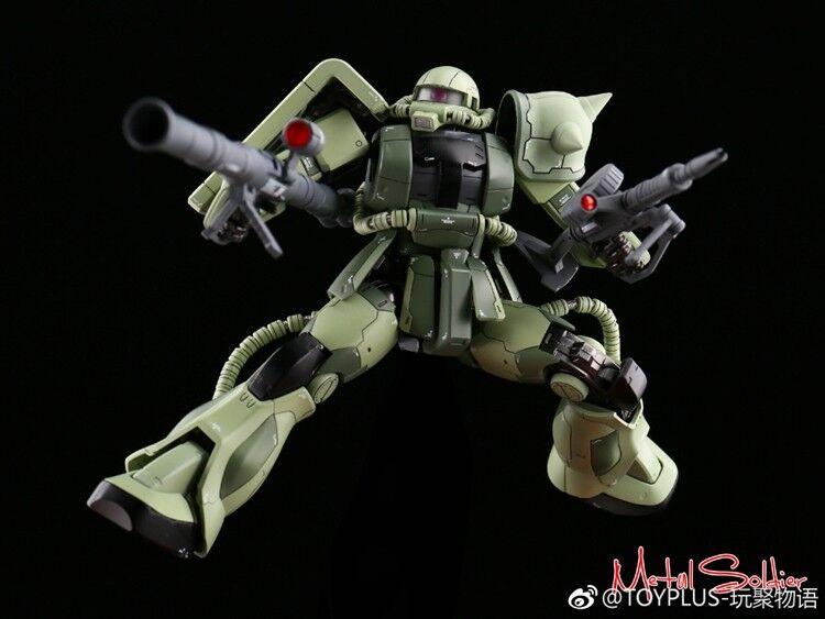 GUNDAM METAL SOILDER MS01 mb mb mb Zaku Action Figure Model 1 100 Scale Collection New 7a910b