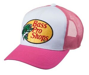 503472f0a11 Image is loading Bass-Pro-Shops-Embroidered-Logo-Mesh-Caps-hot-