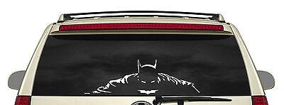 Batman Dark Knight  Decal Sticker BUY 2 GET 1 FREE Choose Size & Color