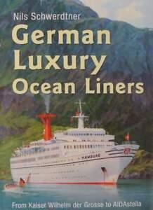 Livre/book : Paquebot De Luxe Allemand (german Luxury Ocean Liners Rchrebsj-08004058-438775042