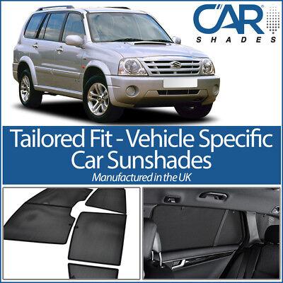 Satz Car Shades kompatibel mit Suzuki Grand Vitara XL7 5 t/ürer 2001-2006