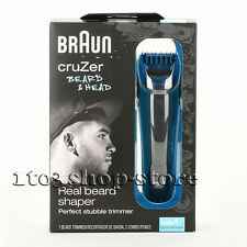 Braun Cruzer 5 Beard & Head Cordless Rechargeable Clippers Shaver Trimmers NEW