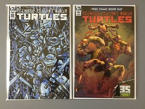 SDCC-2019-IDW-TMNT-93-Kevin-Eastman-Convention-BLUE-LINE-Variant-And-FCBD-2019