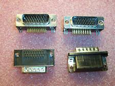 D Sub 25 Position Plug // 25 Position Receptacle // 9 Position Receptacle 45-0730 45-0730 Computer Cable
